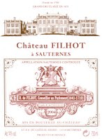 Chateau Filhot 2004