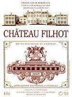 Chateau Filhot 2009