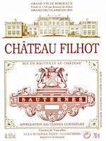 Chateau Filhot 2017