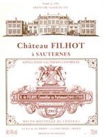 Chateau Filhot 2003